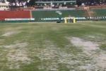 Brasile: una pioggia torrenziale inonda lo stadio pieno di tifosi