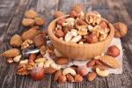 La frutta secca riduce il rischio di infarto e ictus nei diabetici