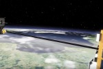 Il satellite RemoveDebris arpiona il detrito spaziale (fonte: UOSTV)