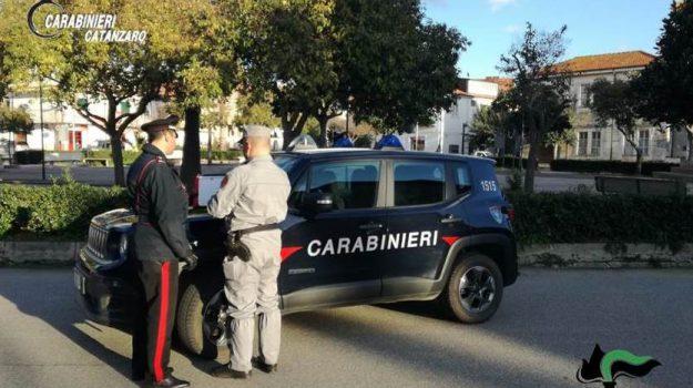 carabinieri catanzaro, controlli officine curinga, sanzioni amministrative, Catanzaro, Calabria, Cronaca