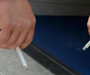 Fumare più di 20 sigarette al giorno mette a rischio la vista