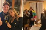Chiede un selfie a Facchinetti, la moglie aggredisce Laura Cremaschi
