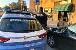 Messina, colla su serrature e portoni del viale della Libertà: indaga la polizia