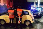 Messina, blitz nella zona della movida: scattano denunce, multe e ritiro delle patenti