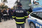 Gite scolastiche, la polizia stradale di Messina: più controlli sui pullman - Video