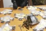 Esplosivo e droga nel sottoscala, ai domiciliari un 30enne di Roccella Jonica