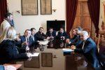 """Messina in crisi societaria, De Luca incontra Sciotto: """"Speriamo in una svolta"""""""
