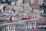 Genova, 178 giorni dopo la tragedia inizia la demolizione del ponte Morandi