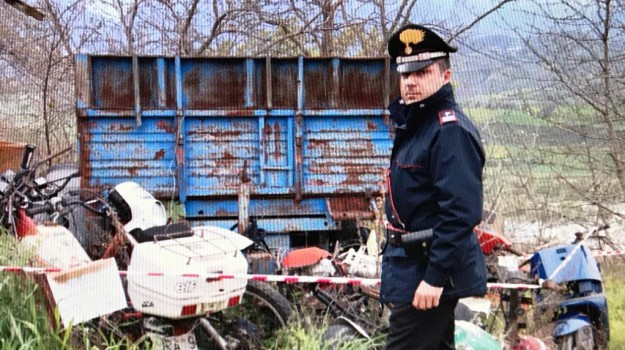 denunciato imprenditore malvito, rifiuti pericolosi malvito, Cosenza, Calabria, Cronaca