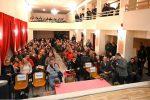 Monterosso, sala piena per la prima del corto sul bullismo con Tony Sperandeo
