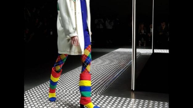 Benetton stars as fashion week opens in Milan - Gazzetta del Sud efbd9a1015d