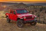 E' possente e si chiama Gladiator il pickup Jeep che mancava