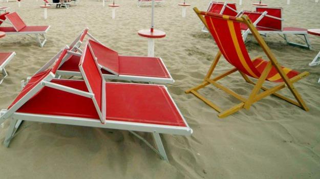 nuovo bando, pulizia spiagge, sindacato balneari, turismo, Fausto Orsomarso, Calabria, Economia