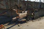 Messina, atto vandalico deturpa l'area del piccolo museo di Maregrosso
