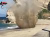 Bomba camuffata da bottiglia di whisky in un garage, arrestati due insospettabili fratelli a Tropea