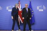 Brexit: Ue, incontro May-Juncker su prossimi passi in corso