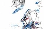 Disegni dell'Archivio Fellini a Parigi