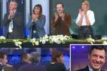 Festival di Sanremo: tutti in piedi per ricordare Fabrizio Frizzi, che oggi avrebbe compiuto 61 anni