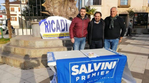 lega ricadi, Matteo Salvini, Roberto Incoronato, Catanzaro, Calabria, Politica