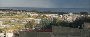 L'area di Giovino, uno dei polmoni-verdi di Catanzaro