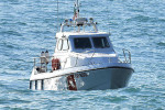 Corigliano Rossano: barca alla deriva a causa del vento, tentano di raggiungere la riva a nuoto