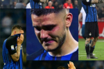 Wanda Nara pubblica una foto di Icardi in lacrime: messaggio di addio all'Inter o riconciliazione?