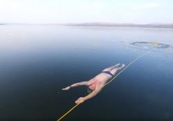 Petr Kapoun nel video girato in Repubblica Ceca
