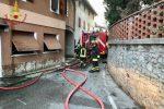 Incendio in una casa in provincia di Pordenone, muore un bambino di 5 anni