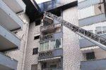 Incendio a Rende, appartamento avvolto dalle fiamme: salvi due coniugi