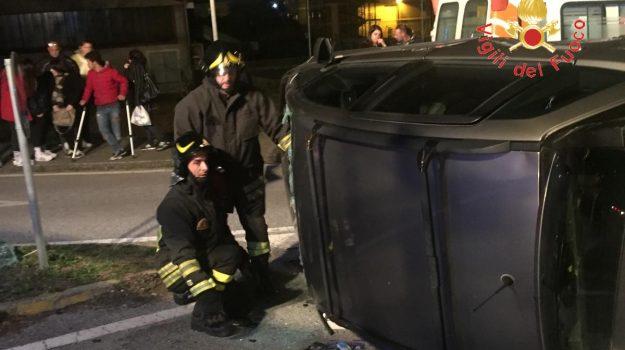 incidente lamezia, Catanzaro, Calabria, Cronaca