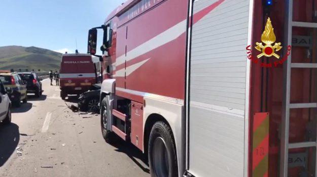 autostrada, incidenti, palermo-catania, Sicilia, Cronaca