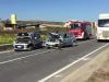 Ancora un incidente sulla statale 106, tre auto coinvolte e due feriti a Strongoli