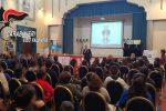 Educare alla legalità, a Vibo i carabinieri incontrano gli alunni della scuola Don Bosco