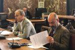Vincenzo Franza, ad di Caronte&Tourist e il vicesindaco Salvatore Mondello