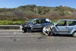 Viabilità in tilt a sulla statale 106 a causa di un incidente