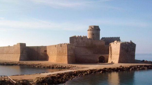 Fortezza Le Castella di Isola di Capo Rizzuto, sottoscritto un accordo per la valorizzazione
