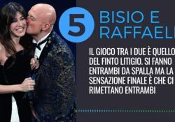 di Renato Franco, inviato a SanremoI voti ai protagonisti al debutto della 69a edizione del Festival: finale scomposto, c'è nervosismo dietro le quinte