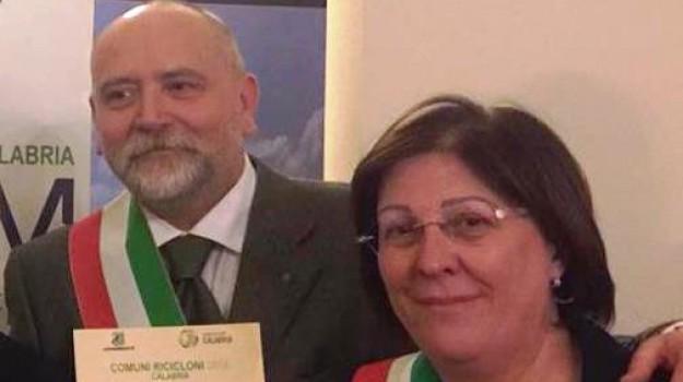 San Marco Argentato Cervicati fusione, Massimiliano Barci, Virginia Mariotti, Cosenza, Calabria, Politica