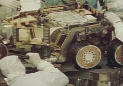 Marte, il rover Opportunity dichiarato morto dalla Nasa La sonda ha esplorato il Pianeta rosso per quasi 15 anni - LaPresse