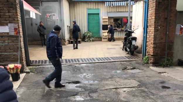 mercato messina, sant'orsola, vascone, Messina, Sicilia, Cronaca
