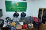 Merce contraffatta al mercato di Crotone, denunciati sei ambulanti