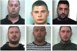 Banda di rapinatori sgominata a Seminara, nomi e foto