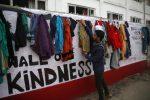 Un muro della gentilezza in Iran