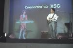 Mwc 2019, il concerto in 5G tra reale e virtuale: ritmo e suoni in perfetta sincronia