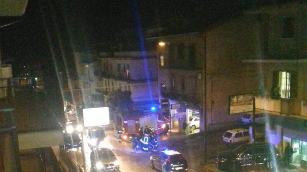 incidente, motoape fuoco incendio, nicotera, Angelo Campisi, Catanzaro, Calabria, Cronaca