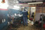 Messina, officina abusiva a Giostra: multe per 10 mila euro ai titolari