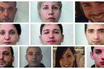 Cosche di Vibo Valentia, processo per 15 fra boss e gregari della 'ndrangheta - Nomi e foto