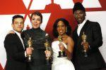 """Notte degli Oscar, miglior film """"Green Book"""" in un galà nel segno dell'inclusione"""