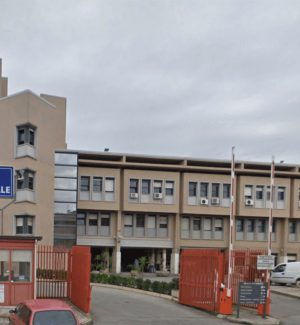 L'ospedale Giannettasio a Rossano