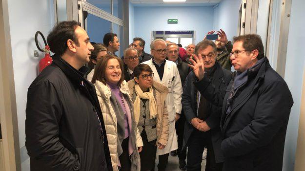 centro di primo livello, ospedale sant'agata militello, patologie tempo-dipendenti, bernadette grasso, ruggero razza, Messina, Sicilia, Cronaca
